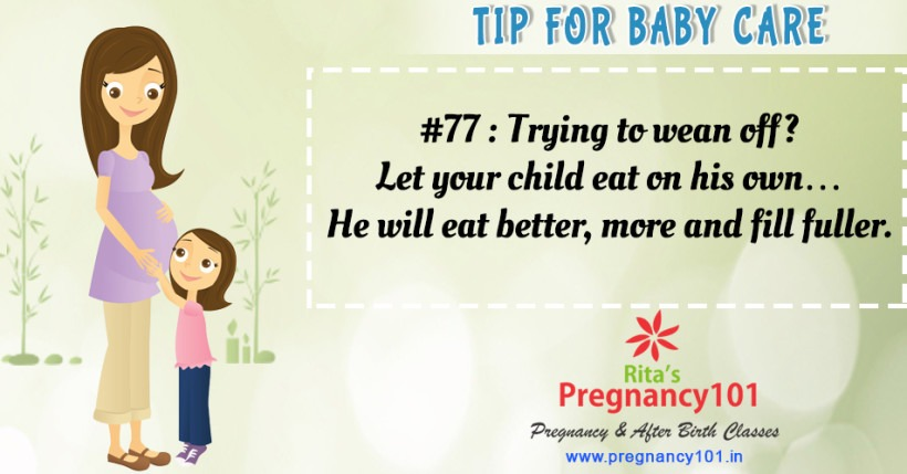 Tip Of The Day #77 – Baby Care