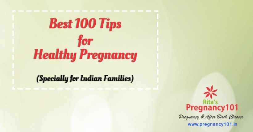 Best 100 Tips for Healthy Pregnancy